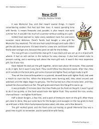 Fifth Grade Reading Comprehension Worksheets | Page 3 of 5 | Have ...