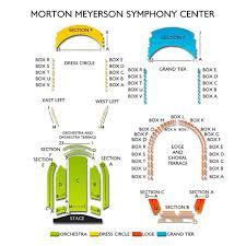 Meyerson Hall Seating Chart Dallas Symphony Orchestra Fabio Luisi Conducts Salome