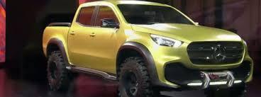 2018 mercedes benz pickup.  pickup meet the mercedesbenz powerful adventurer xclass pickup truck concept and 2018 mercedes benz pickup i