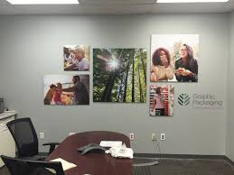 prints for office walls. Office Wall Prints. Signs With A Sintra Backplate Digital Photo Prints \\u2013 Cleat Mounted For Walls E