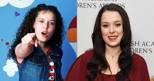 Dani harmer is an english actress who is best known for portraying popular cbbc character tracy beaker. Tracy Beaker Star Dani Harmer Fat Shamed During Time On Strictly Come Dancing Despite Being Size Six Flipboard