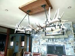 full size of antler chandelier craigslist restoration hardware deer crystal halo ha