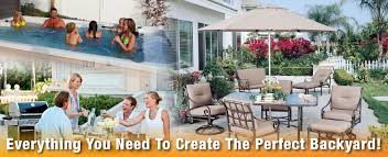 Hot Tub Spa Patio Furniture Store  Sacramento California Patio Furniture Stores Sacramento Ca