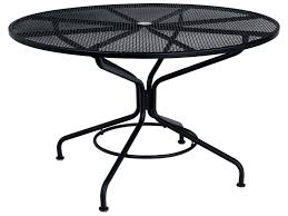 round patio table patio table with umbrella hole uk round patio table