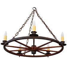 wagon wheel chandelier with crystals wagon wheel antler chandelier craigslist wagon wheel chandelier
