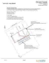 Rooftop Pv System Design Solar Design