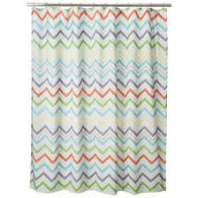 chevron shower curtain target. Circo® Chevron Shower Curtain - Orange Target Pinterest