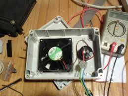 attic fan capacitor