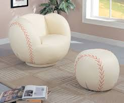 marvelous kids baseball glove chair 29 on comfy desk chair with kids baseball glove chair