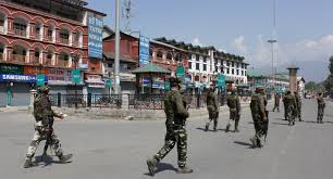 Image result for lal chowk srinagar under army