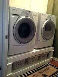 universal washer pedestal.  Universal Pedestals For Washer And Dryer Photo 1 Of 7 Ordinary Are Laundry Universal  Pedestal Plans Ge   In Universal Washer Pedestal K