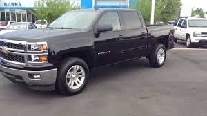 chevrolet trucks 2014 black. Brilliant Chevrolet 2014 Chevrolet Silverado Crew Cab 1LT Black Burns Cadillac Rock  Hill SC  YouTube For Trucks Black