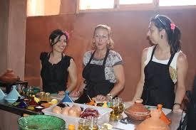 Début Du Cours Picture Of Berber Cuisine Marrakech Tripadvisor