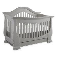 Baby Appleseed® Davenport 4-in-1 Convertible Crib in Moon Grey ...