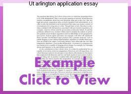 self essay examples history