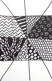 Zentangle Patterns Easy Amazing Inspiration Ideas