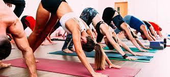 feel the benefits of hot yoga