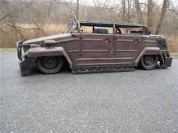 1974 volkswagen thing custom 4 door 161457 1974 volkswagen thing custom 4 door side profile 161457