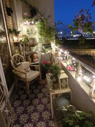 Lighting: Small Balcony Lighting Ideas - Balcony Ideas