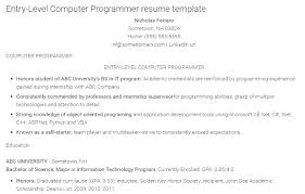 How To Write Perfect Resume How to Write the Perfect Resume for a Programming Job 23