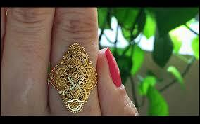 the gold ring of dubai