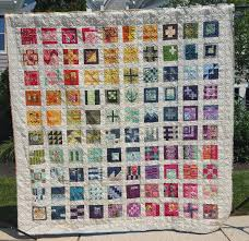Quilting Rage: Tula Pink City Sampler Gridlock Finished Quilt! & I sure do hope you weren't holding your breath waiting to see my Tula Pink  City Sampler,because I finished the top over a year ago and just not got it  ... Adamdwight.com