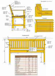 Small Picture Outdoor Wood Bench Plans WoodArchivist