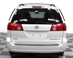 2009 Used Toyota Sienna CERTIFIED SIENNA XLE 7-PASSENGER at ...