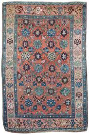 antique kurdish rug northwest persia