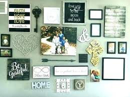 family collage ideas picture wall for photo gallery frame white picture frame collage wall