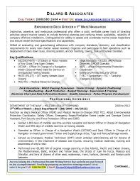 Technical Resume Writing Services With Military Resume Samples