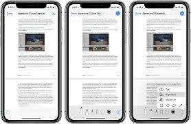 Ios 11 Design Guide How To Sign Pdf Documents On Iphone Ipad
