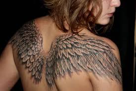 тату крылья ангела татуировки 52 фото