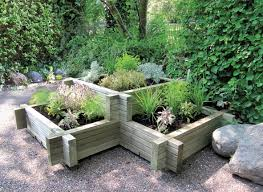 Decorative Garden Urns Patio Garden Planters Beautiful On Landscape Ideas Corner Garden 82