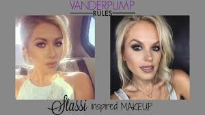 vanderpump rules sti inspired makeup tutorial