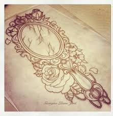ornate hand mirror drawing. Image Result For Ornate Hand Held Mirrors Drawings Mirror Drawing 2