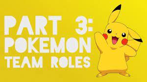 Intro to Competitive Pokemon (Part 3): Pokemon Roles - YouTube