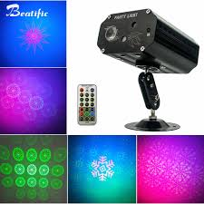 Party Lights That Go With Music Mini Sound Party Lights Rgb Led Disco Ball Stage Light For