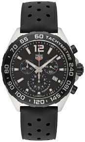 tag heuer formula 1 quartz chronograph 43mm caz1010 ft8024 tag heuer formula 1 quartz chronograph 43mm