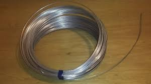 Baling Wire Gauge Chart How To Straighten 16 Gauge Wire To Make Control Rods For Rc Airplanes