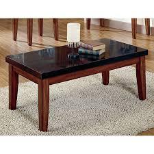 ... Coffee Table, Steve Silver Montibello Granite Top Coffee Table Marble Coffee  Table Set: Luxuryous ...