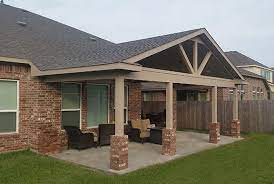 5 types of customized patio cover designs