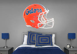 florida gators helmet giant officially licensed removable wall decal fathead wall decal