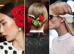 Trendy účesy 2015 Doplní Extravagantní Vlasové Doplňky Vlasy A účesy