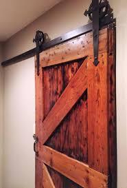 Home Design : Vintage Sliding Barn Door Hardware Subway Tile Gym ...
