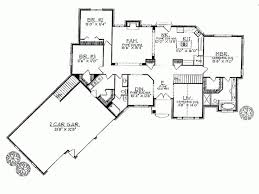 12 best house plans images on pinterest ranch homes, small Simple Cottage House Plans angled house plans with 3 bedrooms home 2350 square feet and simple cottage house plans small