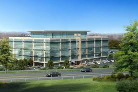 simone breaks ground on medical building real estate weekly rendering by newman design