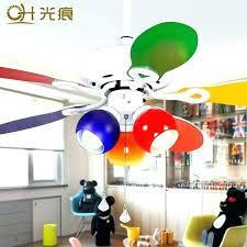 ceiling fan in baby room kids bedroom ceiling fans fashion cartoon room ceiling fan fan lamp