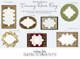 what size rug under dining table average dining room rug size common dining room rug size