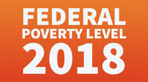 How To Read Poverty Guidelines Chart Federal Poverty Level Fpl For 2018